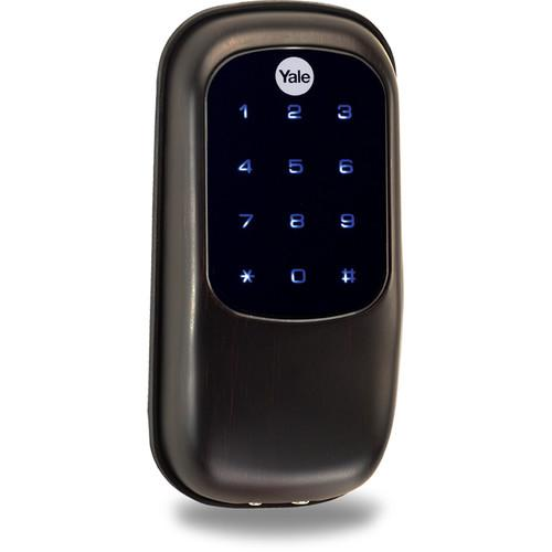 Yale Key-Free Touchscreen Deadbolt with ZigBee YRD240-HA-0BP