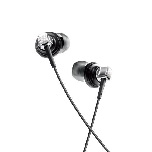 Yamaha EPH-C500 In-Ear Headphones (Black) EPH-C500BL
