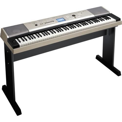 Yamaha YPG-535 88-Key Portable Keyboard Basics Kit