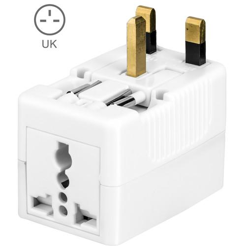Yubi Power Travel Adapter with Universal Plug Options TH251-W