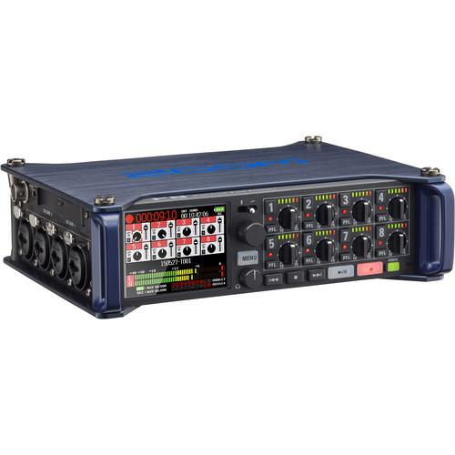 Zoom F8 Field Recorder & Custom Protective Case Kit