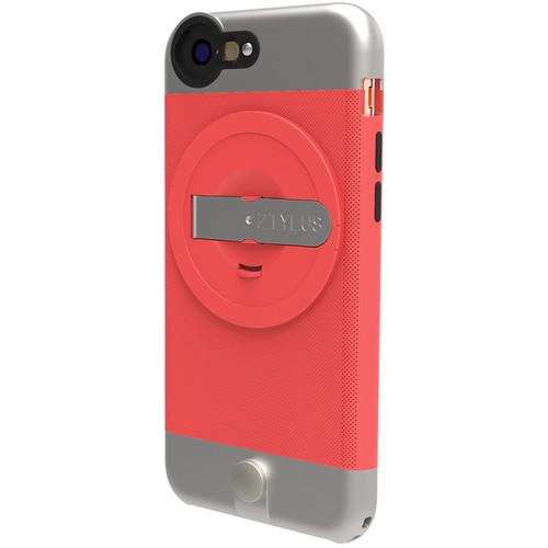 Ztylus Metal Case for iPhone 6 (Watermelon) with Revolver