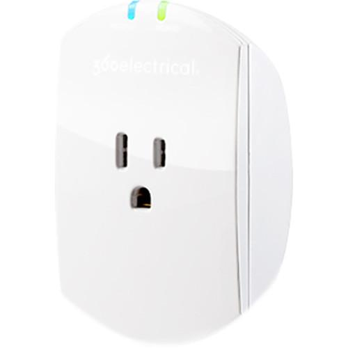 360 Electrical Loft Mini 1-Outlet Surge Protector 360300