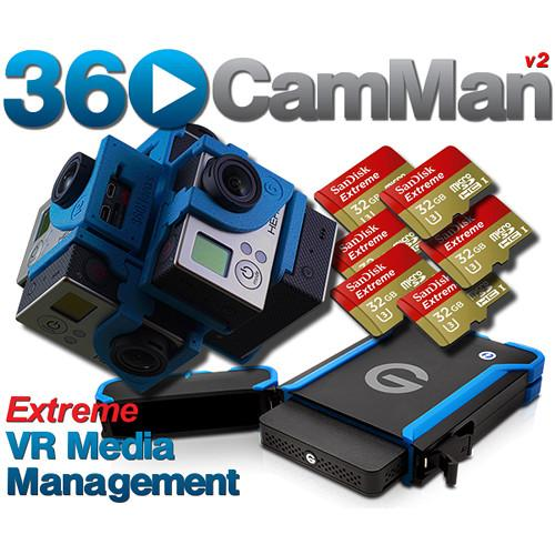 360Heros 360CamMan V2 (Download) SOFT-360CAMMAN-V2