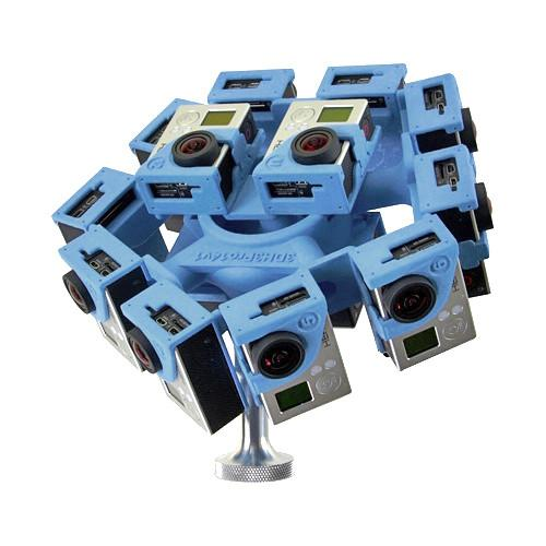 360Heros 3DPRO14H Stereoscopic 3D 360° Plug-n-Play 3DPRO14H