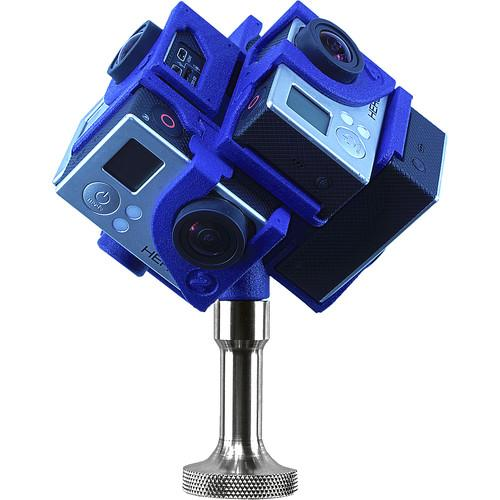 360Heros Pro6 360° Plug-n-Play Holder for GoPro PRO6M