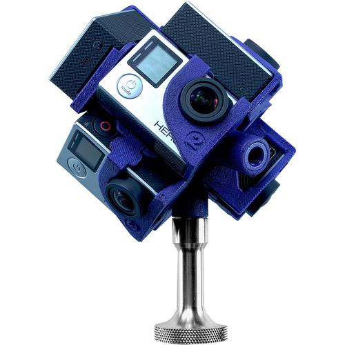 360Heros Pro7 360° Plug-n-Play Holder for GoPro PRO7M