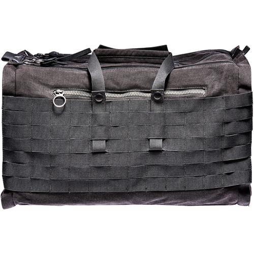 Able Archer  Duffel Bag (Ash-Black) DF-BLACK