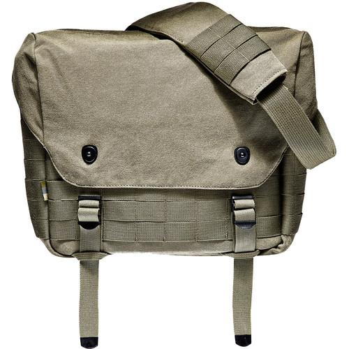 Able Archer  Laptop Buttpack (Leaf) BP-GREEN