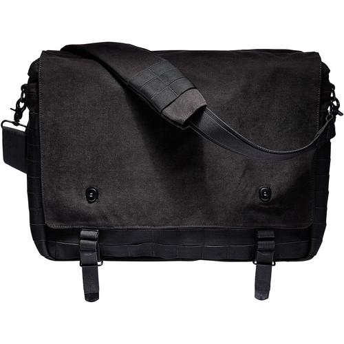 Able Archer  Laptop Satchel (Ash) ST-BLACK