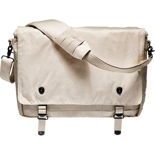 Able Archer  Laptop Satchel (Sand) ST-TAN