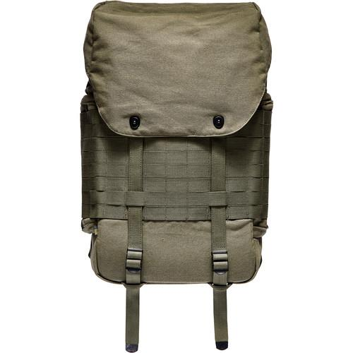 Able Archer  Rucksack (Leaf) RS-GREEN