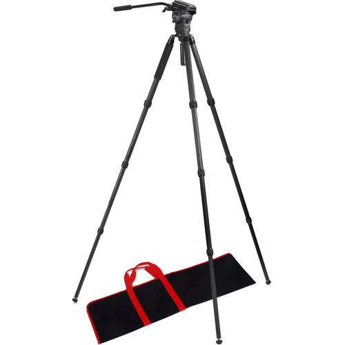 Acebil CS08/CT724 Professional Tripod System CS-08/CT724