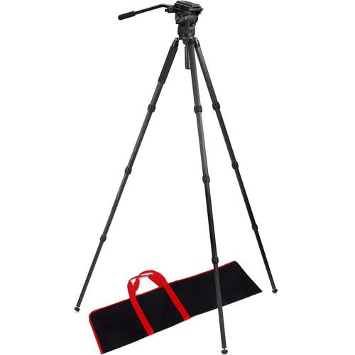 Acebil CS18/CT724 Professional Tripod System CS-18/CT724