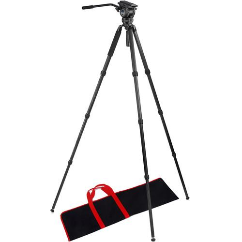 Acebil CS28/CT764 Professional Tripod System CS-28/CT764