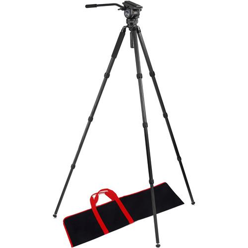 Acebil CS38/CT764 Professional Tripod System CS-38/CT764