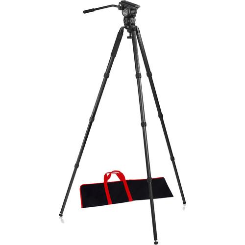 Acebil CS68/CT1064 Professional Tripod System CS-68/CT1064