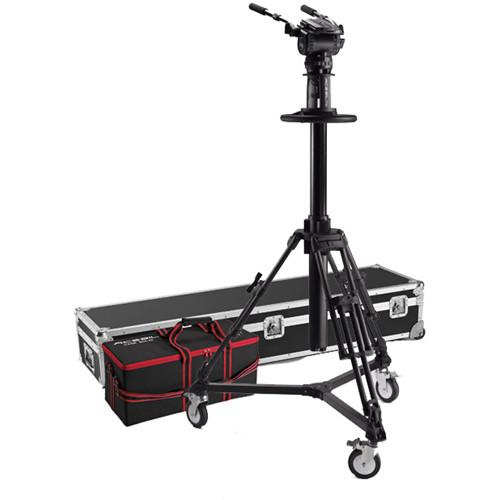 Acebil PD3800 Pedestal with Carrying Case, D5 Dolly, PDII-CH9