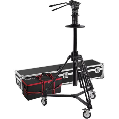 Acebil PD3800 Pedestal with Carrying Case, D7 Dolly, PDII-CH6S