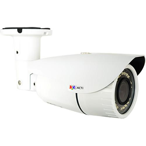 ACTi 3MP Outdoor Weatherproof Zoom Bullet Network Camera A41