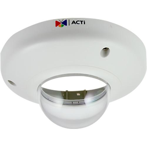 ACTi ACR70150001 Dome Cover Housing with Transparent R701-50001