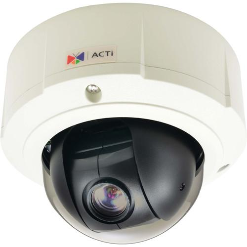 ACTi B94A 1.3 MP Basic WDR Mini PTZ Day & Night Outdoor B94A