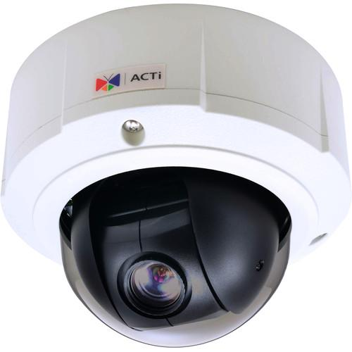 ACTi B96A 5 MP Basic WDR Mini PTZ Day & Night Outdoor B96A