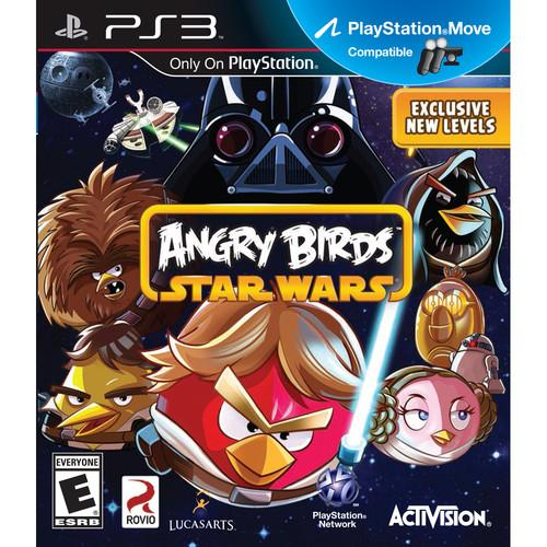 Activision  Angry Birds: Star Wars (PS3) 76782