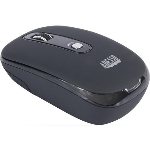 Adesso iMouse S4 - Tangle-Free Retractable Mouse IMOUSES4