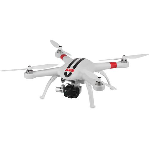 AEE AP11 Quadcopter with Camera and 3-Axis AP11 BUNDLE CAMERA