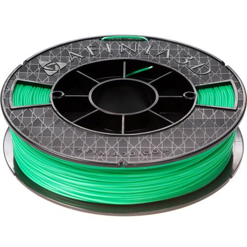 Afinia 1.75mm ABS Plus Premium Filament PLUS500-ABS-GREEN