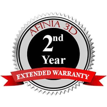 Afinia 2nd Year Extended Warranty for H800 3D H800 EXT WRNTY