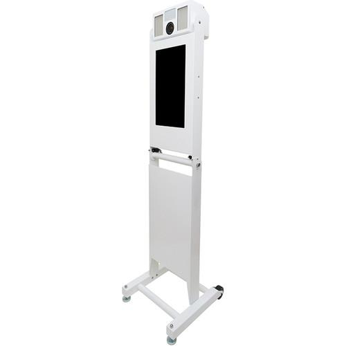 Airbooth  Photo Booth Kiosk (Gloss White) 3