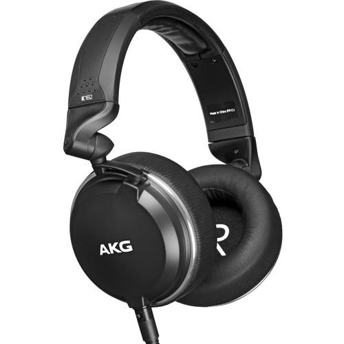 AKG K182 - Professional Closed-Back Monitor Headphones