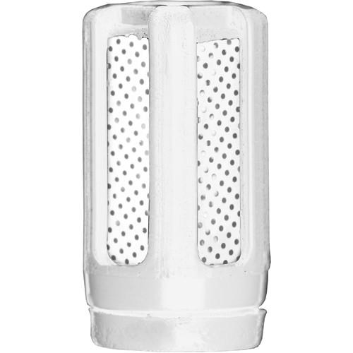 AKG WM81 MicroLite Wiremesh Cap (5-Pack, White) 6500H00550