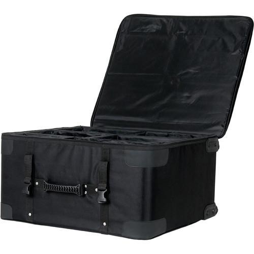 American DJ Semi Hard Case for 4 WiFLY Pars TOUGH BAG WIFLY