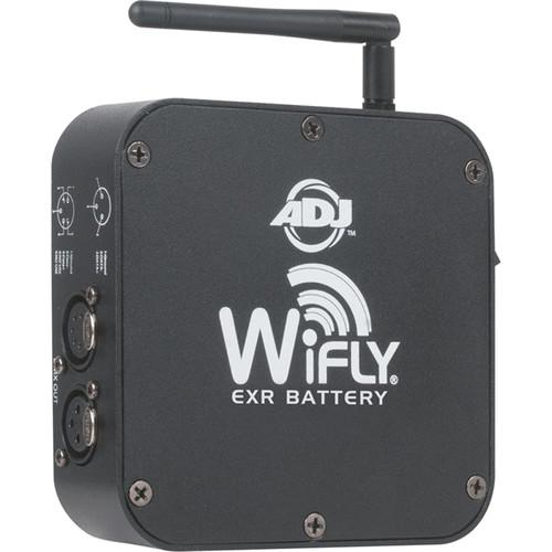 American DJ WiFLY EXR Battery Powered WIFLY EXR BATTERY
