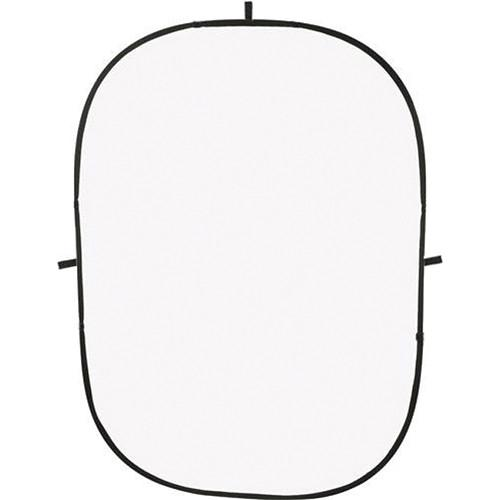 Angler Collapsible Background - 5 x 7' (White) 2254-W-57