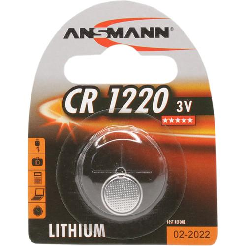 Ansmann  CR1220 3V Lithium Battery AN34-5020062