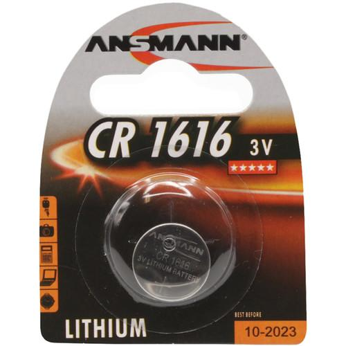 Ansmann  CR1616 3V Lithium Battery AN34-5020132