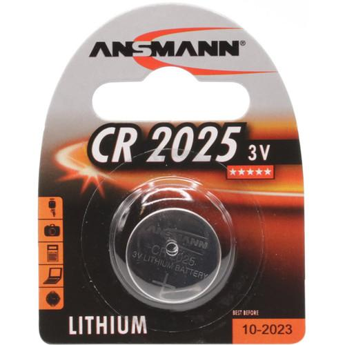 Ansmann  CR2025 3V Lithium Battery AN34-5020142