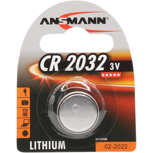 Ansmann  CR2032 3V Lithium Battery AN34-5020122