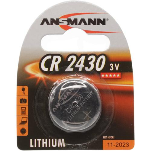 Ansmann  CR2430 3V Lithium Battery AN34-5020092