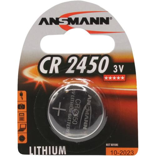 Ansmann  CR2450 3V Lithium Battery AN34-5020112