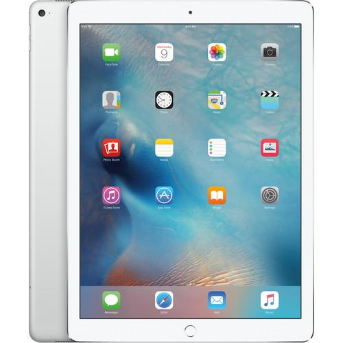 Apple 128GB iPad Pro (Wi-Fi   4G LTE, Silver) ML3N2LL/A