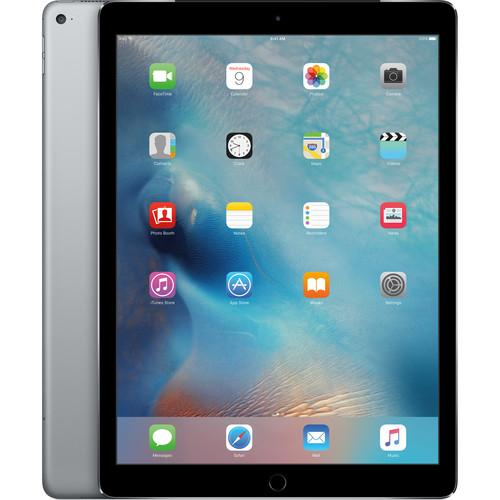 Apple 128GB iPad Pro (Wi-Fi   4G LTE, Space Gray) ML3K2LL/A