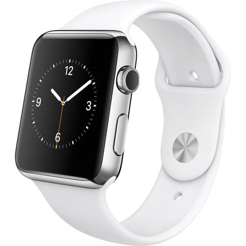 Apple  Watch 42mm Smartwatch MJ3V2LL/A