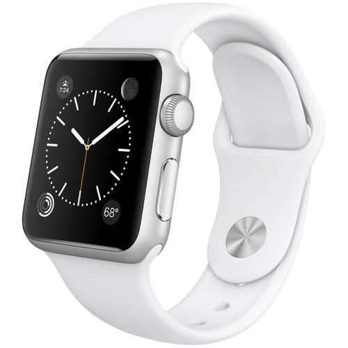 Apple  Watch Sport 38mm Smartwatch MJ2T2LL/A