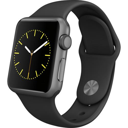 Apple  Watch Sport 38mm Smartwatch MJ2X2LL/A