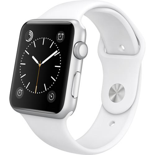 Apple  Watch Sport 42mm Smartwatch MJ3N2LL/A